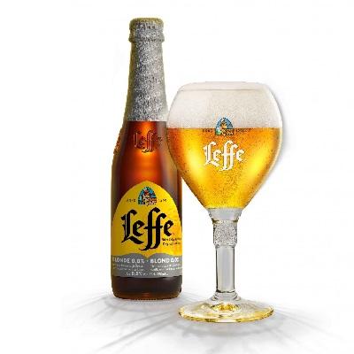 Leffe Blond 0/0 33cl / alc.0.0%