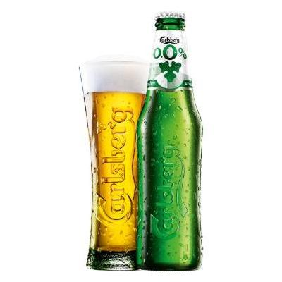 Carlsberg 0/0 25cl / alc.0.0%