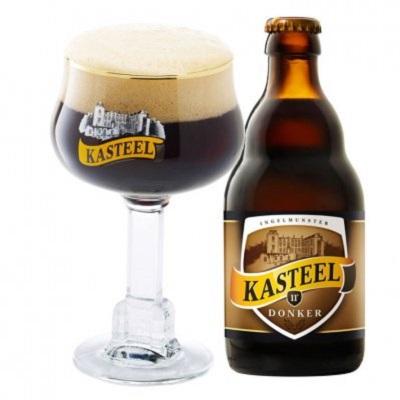 Kasteelbier Donker 33cl / alc.11.0%