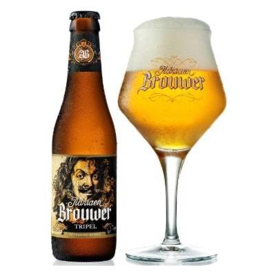 Adriaen Brouwer Tripel 33cl / 9%