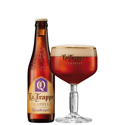 La Trappe Quadruppel 33cl / alc.8.0%