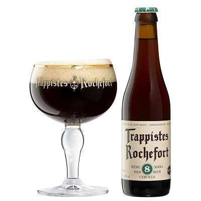Rochefort 8 33cl / alc.9.2%
