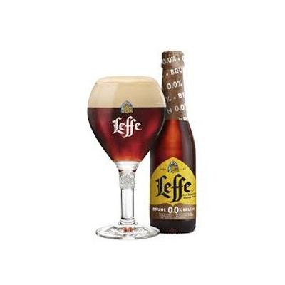 Leffe Bruin 0/0 33cl / alc.0.0%