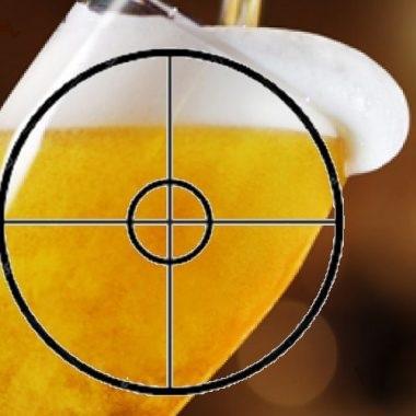 Bier in het vizier